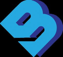 Bold Type letter B