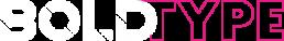Bold Logo Type